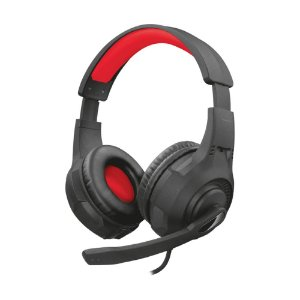 Headset Gamer Trust GXT Ravu com fio - Multiplataforma