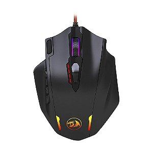 Mouse Gamer Redragon Impact RGB 12400dpi com fio
