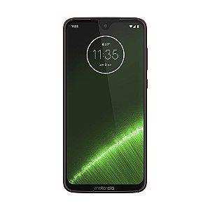 "Smartphone Motorola Moto G7 Plus 64GB 16MP Tela 6,24"" Rubi"