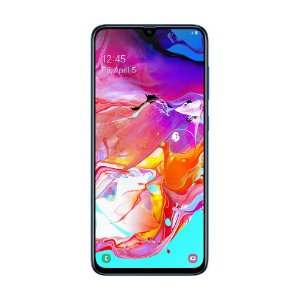 "Smartphone Samsung Galaxy A70 128GB 32MP Tela 6,7"" Azul"