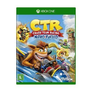 Jogo Crash Team Racing Nitro-Fueled - Xbox One