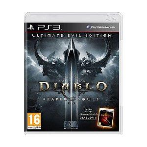 Jogo Diablo III: Reaper of Souls (Ultimate Evil Edition) - PS3