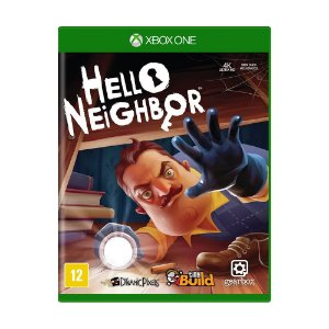 Jogo Hello Neighbor - Xbox One