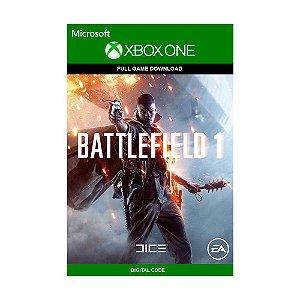 Jogo Battlefield 1 (Mídia Digital) - Xbox One