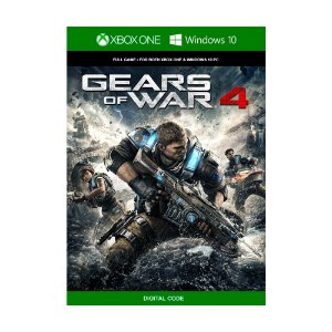 Jogo Gears of War 4 (Mídia Digital) - Xbox One