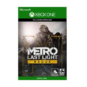 Jogo Metro: Last Light Redux (Mídia Digital) - Xbox One