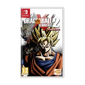Jogo Dragon Ball Xenoverse 2 - Switch