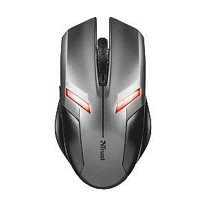 Mouse Gamer Trust Ziva 2000dpi com fio