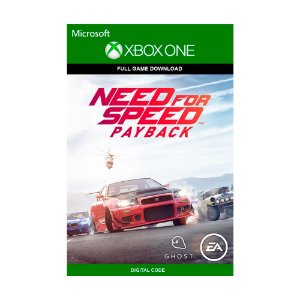 Jogo Need for Speed: Payback (Mídia Digital) - Xbox One