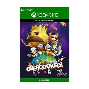 Jogo Overcooked! (Mídia Digital) - Xbox One