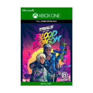 Jogo Trials of the Blood Dragon (Mídia Digital) - Xbox One