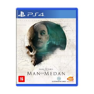 Jogo The Dark Pictures: Man of Medan - PS4