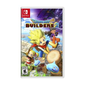 Jogo Dragon Quest Builders 2 - Switch