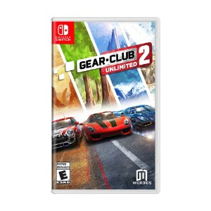 Jogo Gear.Club Unlimited 2 - Switch