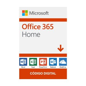 Pacote Office 365 Home - Microsoft