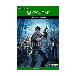 Jogo Resident Evil 4 (Mídia Digital) - Xbox One