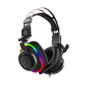 Headset Gamer Element G G550 7.1 RGB com fio - PC