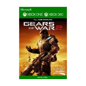 Jogo Gears of War 2 (Mídia Digital) - Xbox 360 e Xbox One