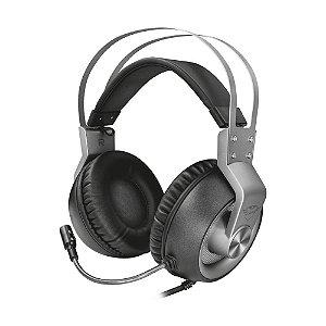 Headset Gamer Trust GXT Ironn com fio - Multiplataforma