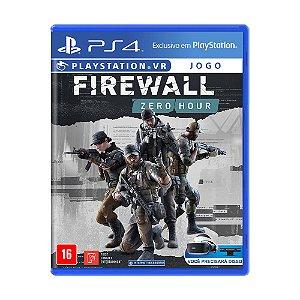 Jogo Firewall Zero Hour - PS4 VR