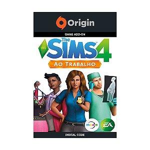 Jogo The Sims 4: Ao Trabalho (Pacote de Expansão) (Mídia Digital) - PC