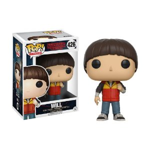 Boneco Will 426 Stranger Things - Funko Pop