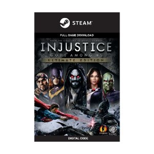 Jogo Injustice: Gods Among Us (Ultimate Edition) (Mídia Digital) - PC