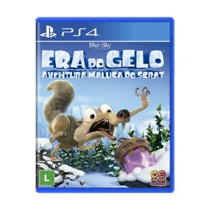 Jogo Era do Gelo: Aventura Maluca do Scrat - PS4