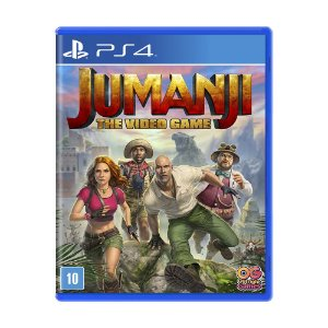 Jogo Jumanji: The Video Game - PS4