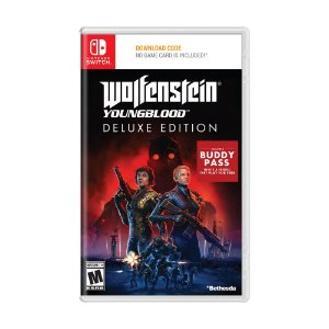 Jogo Wolfenstein: Youngblood (Deluxe Edition) - Switch
