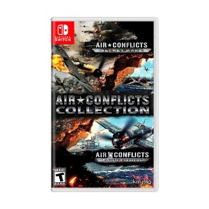 Jogo Air Conflicts Collection - Switch