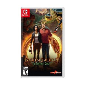 Jogo Broken Sword 5: The Serpent's Curse - Switch