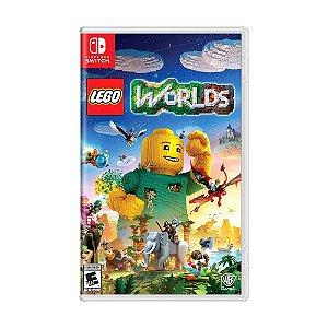 Jogo LEGO Worlds - Switch