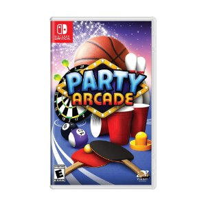 Jogo Party Arcade - Switch