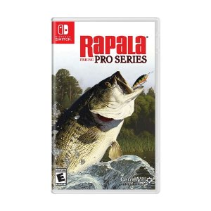 Jogo Rapala Fishing: Pro Series - Switch