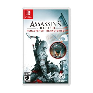 Jogo Assassin's Creed III Remastered - Switch