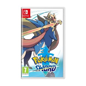 Jogo Pokémon Sword - Switch