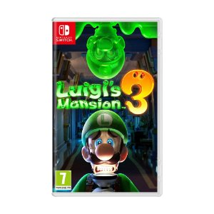 Jogo Luigi's Mansion 3 - Switch