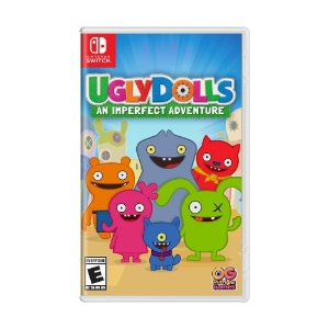 Jogo Ugly Dolls An Imperfect Adventure - Switch
