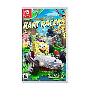 Jogo Nickelodeon Kart Racers - Switch