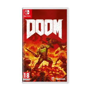 Jogo Doom - Switch