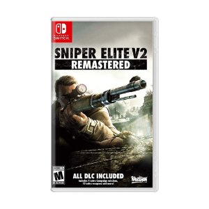 Jogo Sniper Elite V2 Remastered - Switch