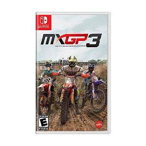 Jogo MXGP 3 - Switch