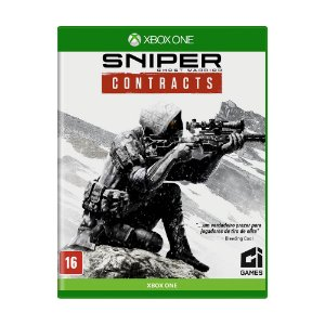 Jogo Sniper Ghost Warrior Contracts - Xbox One