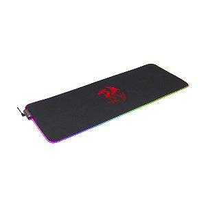 Mousepad Gamer Redragon Neptune RGB Speed Macio
