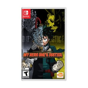 Jogo My Hero One's Justice - Switch