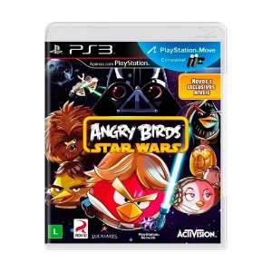 Jogo Angry Birds Star Wars - PS3