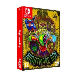 Jogo Nightmare Boy - Switch