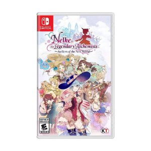 Jogo Nelke & the Legendary Alchemists: Ateliers of a New World - Switch