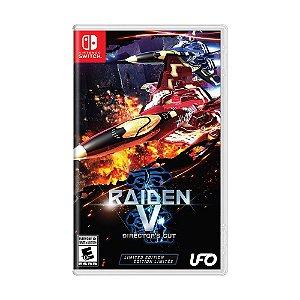 Jogo Raiden V: Director's Cut (Limited Edition) - Switch